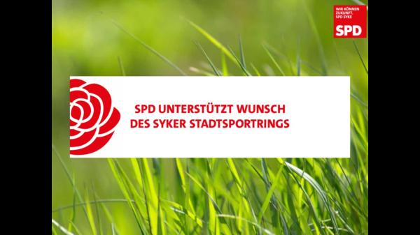 Bild zeigt grünen Rasen und Text zum Artikelinhalt