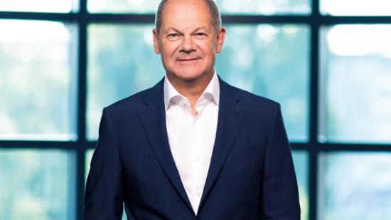 Unser Kanzlerkandidat OIaf Scholz