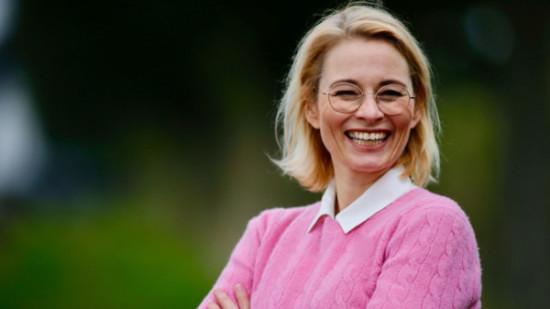 Unsere Bundestagskandidatin Peggy Schierenbeck